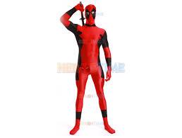 Halloween Costumes Deadpool Newest Strong Deadpool Costume