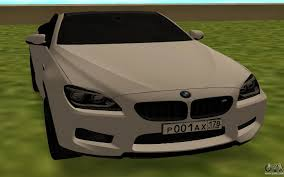 modified bmw m6 bmw m6 for gta san andreas