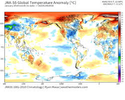 temperature map usa january maue weather us on global temperature anomaly map