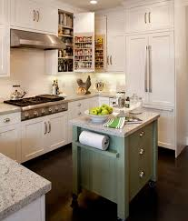 kitchens with small islands portable kitchen islands they make reconfiguration easy and