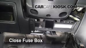 2005 Honda Civic Coupe Interior Interior Fuse Box Location 2001 2005 Honda Civic 2003 Honda