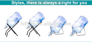 5 Gallon Water Bottle With Faucet 5 Gallon Water Bottle Stand Inverted Drinking Bottled Water Stent