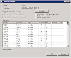 How To Delete A Table In Sql Importing Sap Data Using Sql Server Management Studio