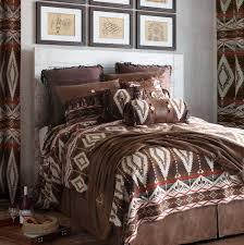 Cowboys Bedroom Set by Pecos Trail Bedding Set Santa Fe Ranch