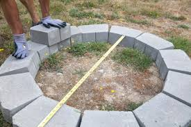 how to build an outdoor fire pit home improvement projects to