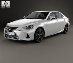 lexus is f sport 2016 lexus is xe30 200t f sport 2017 3d model hum3d
