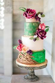 wedding cake and cupcake ideas 45 fall wedding cakes that wow deer pearl flowers