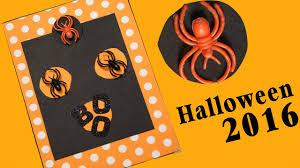 Halloween Birthday Ecard by Halloween Card Halloween 2016 Greeting Card Diy Youtube