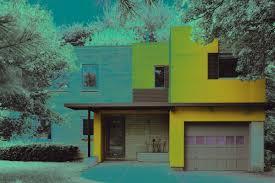 Modern Color Scheme by Modern Design Mid Century Modern Exterior Color Schemes Sloped