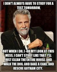 College Test Meme - clean memes
