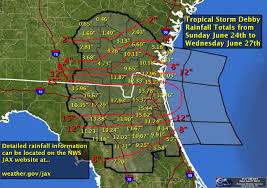 Map Of North Florida by Florida Weather U2013 Bermudaweather