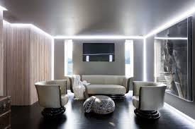 luxury home interior living room design modern style with unique