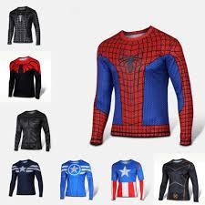 avengers flash man hulk batman t shirt men 2015 women boys long