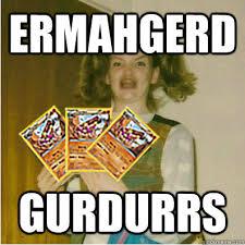 Berks Girl Meme - ermahgerd gurdurrs berks girl plays pokemon quickmeme