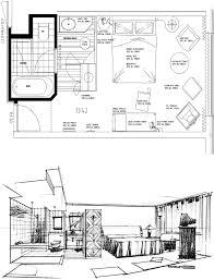 Interior Design Bedroom Drawings Kitchen Layout Maker Online Craft Plan Decors Inspiring Draw Room