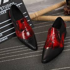 wedding shoes korea and autumn leather men s shoe korea style mix burgundy