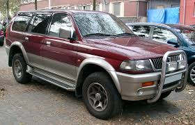 mitsubishi pajero 3 0 1998 auto images and specification