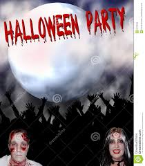 halloween party background royalty free stock photos image 6573848