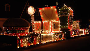 Fire Trucks Decorated For Christmas Holiday Events In Whatcom County Bellingham Whatcom County Tourism