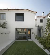 mediterranean house in restelo lisbon by antonio costa lima