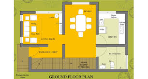 Home Design For 30x60 Plot House Floor Plan Floor Plan Design 1500 Floor Plan Design