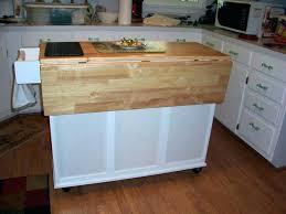 folding kitchen island cart folding kitchen island folding kitchen island qvc colecreates com