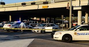 two people shot dead by officers identified houston chronicle