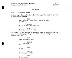 tv commercial script template how to make sure your tv script is correctly formatted for network
