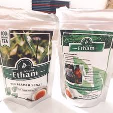 teh diet jestham shopee indonesia