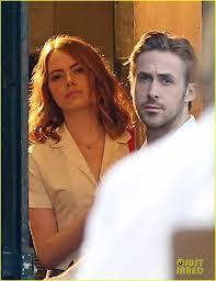ryan gosling emma stone couple film emma stone ryan gosling for la la land filming inspiration