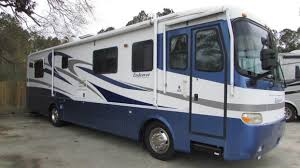 holiday rambler 36 ft diesel rvs for sale