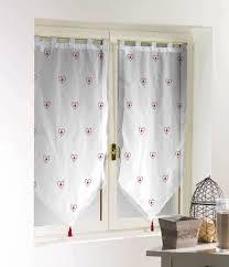 rideaux de cuisine et blanc rideau cuisine inspirations avec rideaux de cuisine et blanc