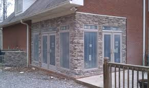 Windows For Porch Inspiration Z2 Crw 2076 Panofish Building Shed Deck How To Enclose Patio