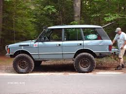 1975 land rover range rover classic off road vehicles pinterest range rovers