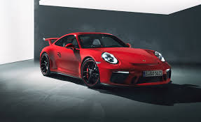 porsche gt3 reviews specs u0026 prices top speed 2018 porsche 911 gt3 official photos and info news car and driver