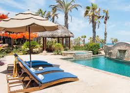 Los Cabos Mexico Map by Villa Sandia Luxury Retreats