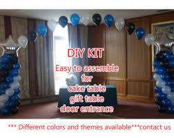 Balloon Arch Decoration Kit Balloon Arch Kit Etsy