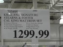 Costco Crib Mattress by King Size Box Spring Costco Smoon Co
