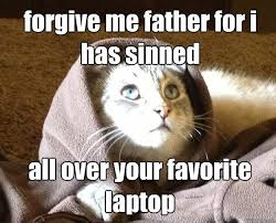 Bad Kitty Meme - best of the kitty jesus meme 14 pics pleated jeans