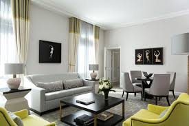 Parisian Living Room by The Renovation Of Paris 5 Luxury Hotels
