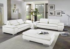 sofa garnitur 3 teilig sofagarnituren ebay
