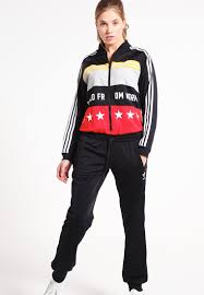 womens adidas jumpsuit buy original jumpsuit originals black tracksuits n17h4174