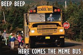 School Bus Meme - meme bus