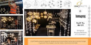 Home Decor And Design Exhibition Exhibition Craft Palette