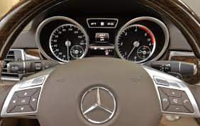 mercedes benz gl suv hands on cutting edge technology for a