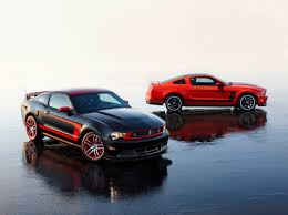 Black Mustang Boss 302 The Boss 302 Mustang Is Back Was 440hp Worth The Wait