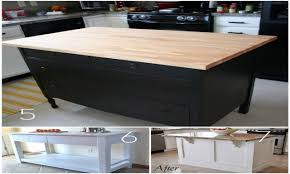 diy kitchen storage cheap kitchen islands diy kitchen island from