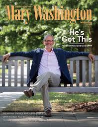 umw magazine fall 2016 by university of mary washington issuu