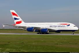 focus transport first a380 for ba