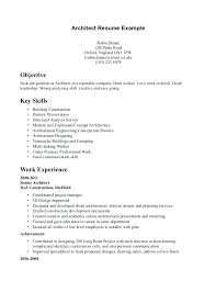 Architecture Resume Architecture Intern Resume Sample Submitted By Intern Architect